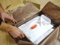 Unboxing des Pakets von 8select