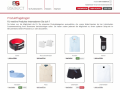 8select Produktfragebogen