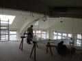 Glaseinbau 8. Etage 2