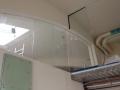 Glaseinbau 8. Etage 4