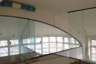 Glas sorgt für Durchblick