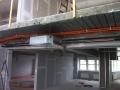 Kabelverlegung Eingangsbereich