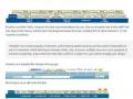 Kategorienleiste Amazon vor 2007