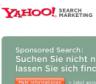 yahoo search marketing