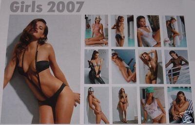 Würth Kalender 2007 Inhalt