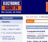 electronicscout händlerübergreifender Warenkorb