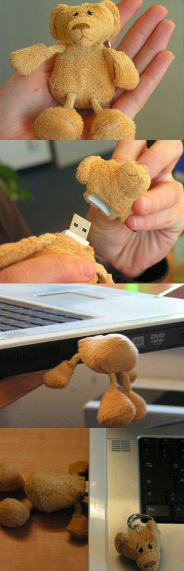 USB Teddy III