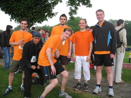 Teamlauf Teams