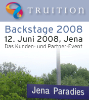 Truition Backstage 2008
