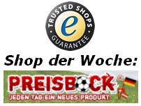 Trusted Shops / Shop der Woche: Preisbock