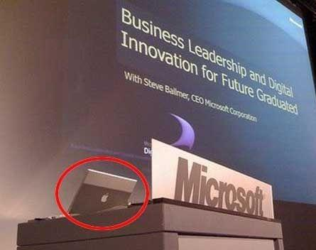 Apple - Microsoft Kooperation?