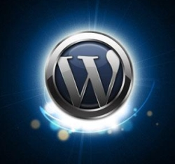 wordpress-logo-shine