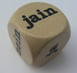 Jain Würfel