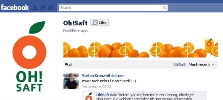 Oh!Saft Profile