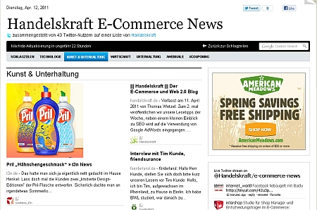 Handelskraft E-Commerce News