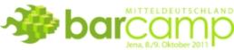 Barcamp Mitteldeutschland Logo