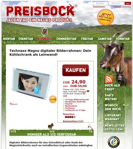 Preisbock 2007