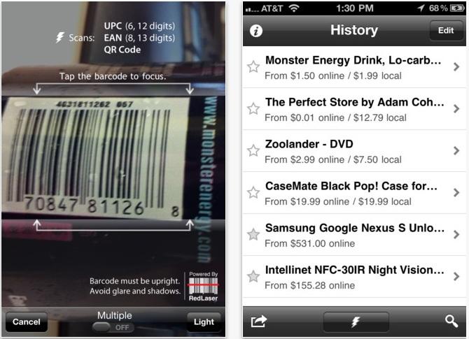 Smarter shoppen mit Apps & Co.