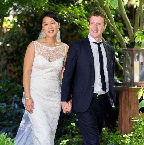 Mark Zuckerberg heiratet Priscilla Chan