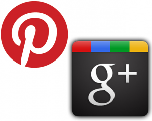 Pinterest Google Plus