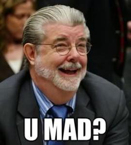 Wird George Lucas Star Wars ein weiteres Mal ändern?