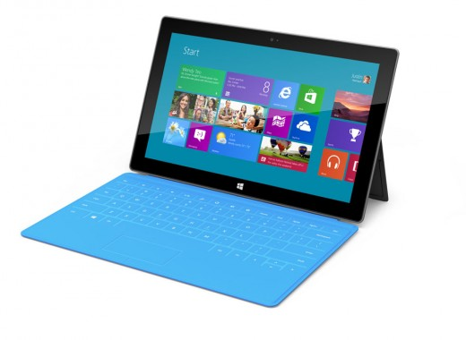 Microsoft Windows Surface