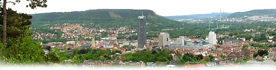 Wohnungssuche in Jena wird leichter mit WGfinden.de