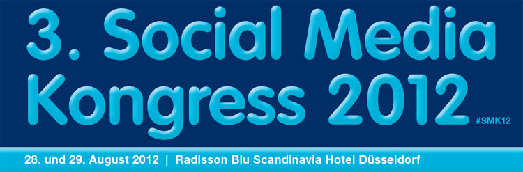 Social Media Kongress 2012
