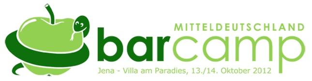 BarCamp Mitteldeutschland 2012 Logo