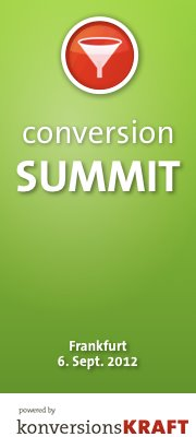 Conversion Summit 2012 Logo Banner