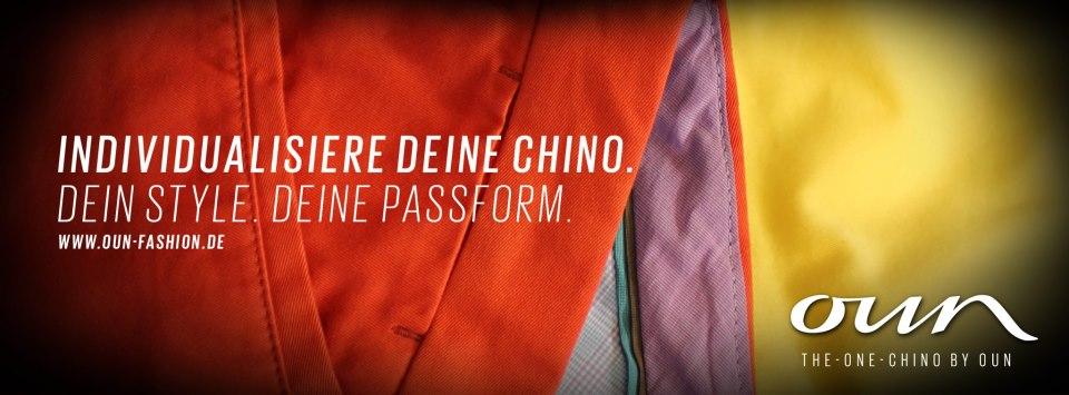 OUN Kleidung nach Farbe, Form und Schnitt individualisieren