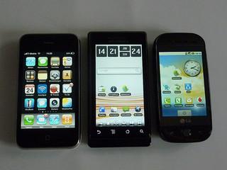 Smartphones Foto Creative Commons