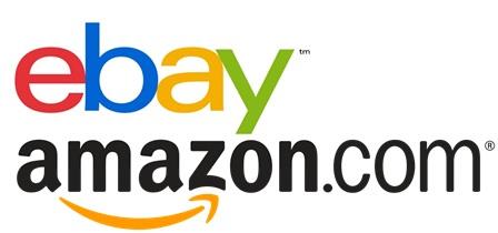 ebay und amazon Logo