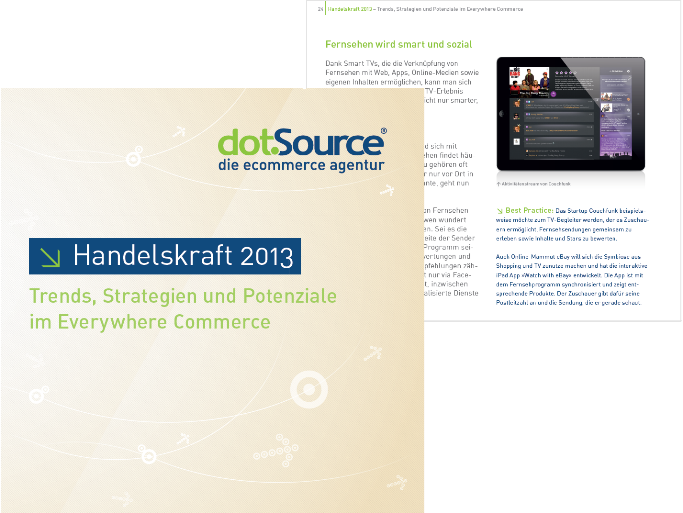 Handelskraft 2013 - Trends, Strategien und Potenziale im Everywhere Commerce
