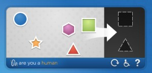 Spiele statt Captcha bei Are you a Human