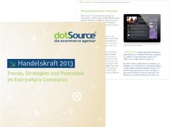 E-Commerce Trendbuch Handelskraft 2013 kostenlos herunterladen