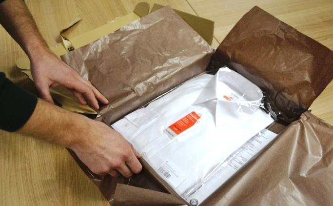 Unboxing des 8select Pakets