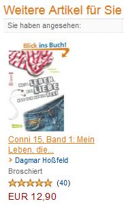 Das neue Conni Buch bei Amazon
