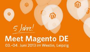 Trefft dotSource auf der Meet Magento 2013
