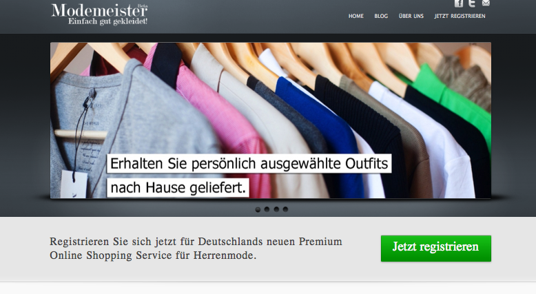 Modemeister Curated Shopping