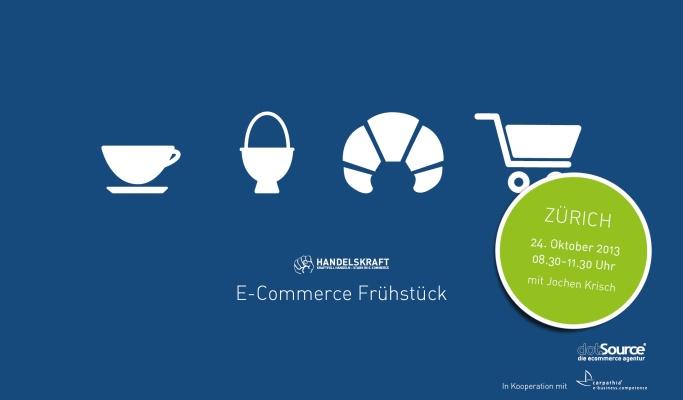 Danke Zürich! Das Handelskraft E-Commerce Frühstück verabschiedet sich für 2013
