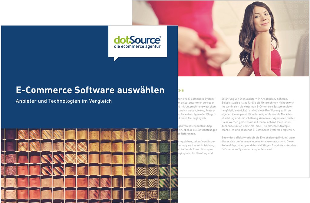 Whitepaper E-Commerce Systemauswahl