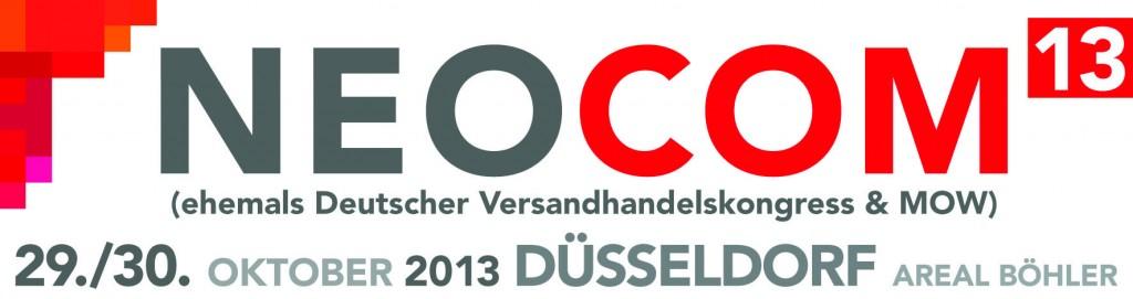 NEOCOM 2013 Banner