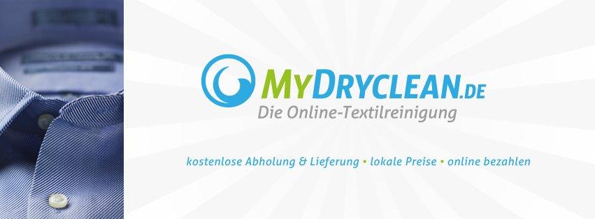 MyDryclean.de wirft das Handtuch