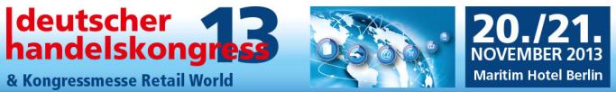 Deutscher Handelskongress 2013
