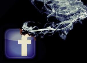 social media sättigung