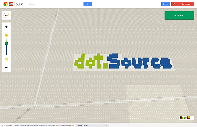 buildwithchrome dotSource