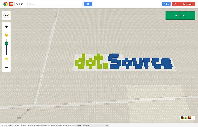 buildwithchrome dotSource