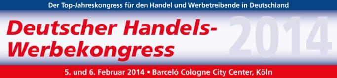Deutscher Handelswerbekongress 2014