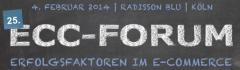25. ECC-Forum 2014 diskutiert Erfolgsfaktoren im E-Commerce